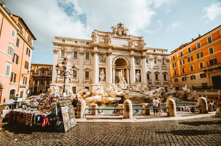 Tourist information boutique hotel trevi rome